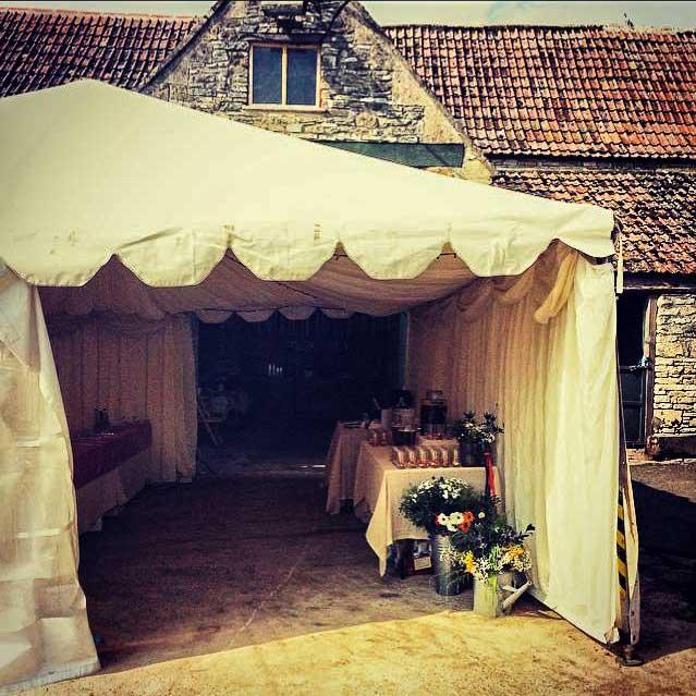 Tythe Barn Wedding