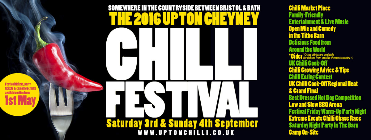 manor farm upton cheyney chilli festival