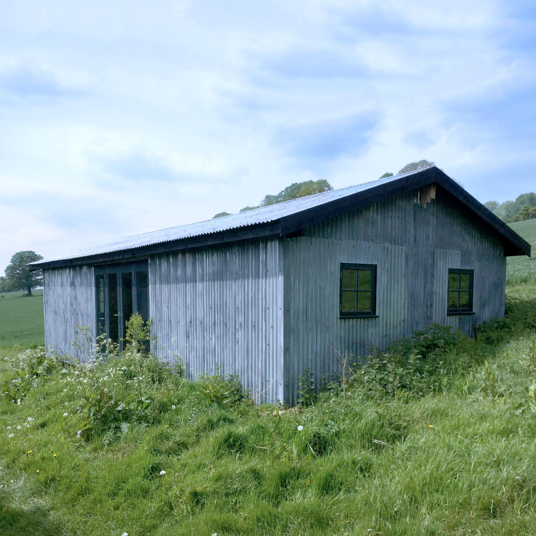 The lamb house